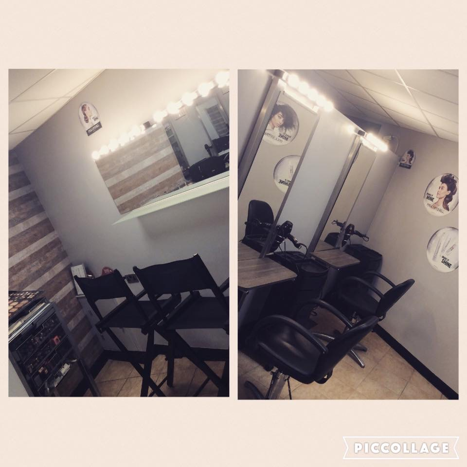 Blow Dry Bar and Make Up Lounge